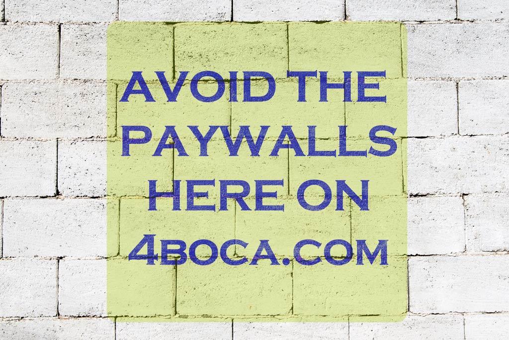Avoid Paywall News Sites with 4boca.com
